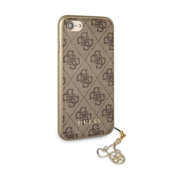 f3c4954f4b2 Carcasa : GUESS carcasa 'CHARMS' Iphone XS MAX MARRON